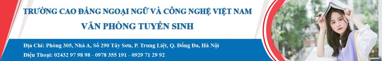 Cao Đẳng Ngoại Ngữ Việt Nam